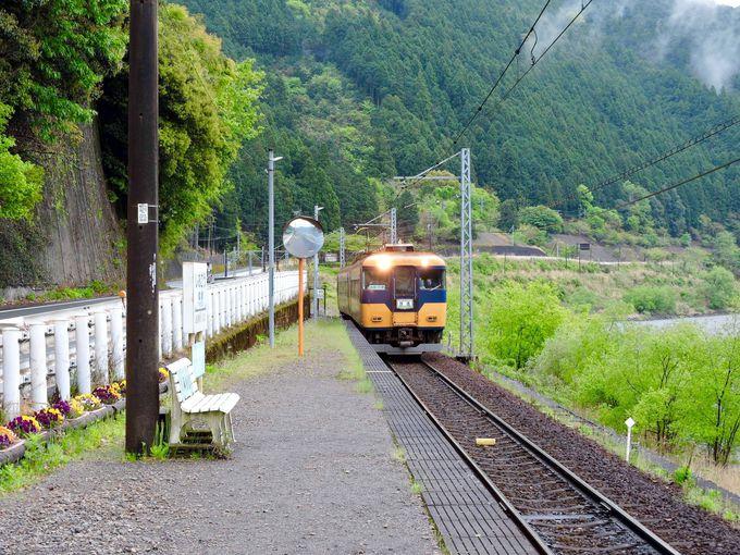 大井川と共に発展した鐵道