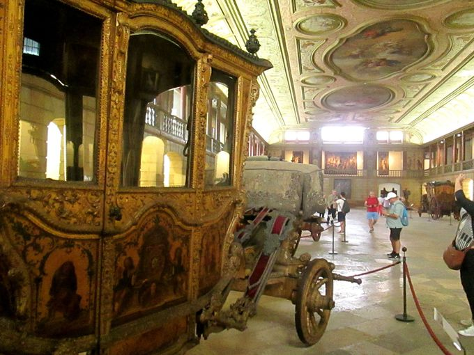 国立馬車博物館(新館と旧館)