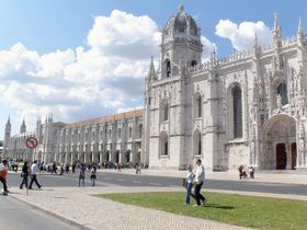 思いっきり楽しむ!リスボン王道観光1日モデルコース