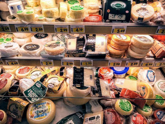実はチーズ大国、ポルトガル