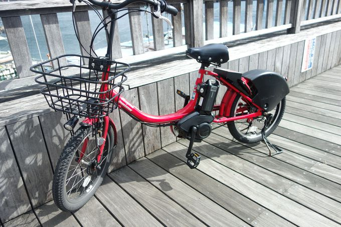 車が無くても大丈夫!気軽に借りられる電動自転車で風を感じながら観光