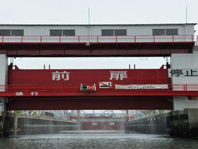 東京でパナマ運河体験!小名木川(おなぎがわ)クルーズ