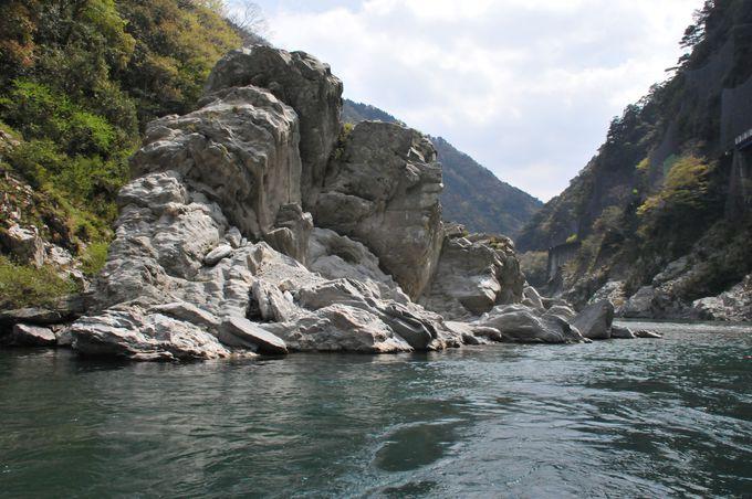 大歩危峡の見どころ