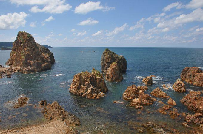 行合崎(ゆきあいざき)海岸