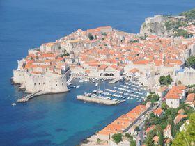 クロアチアの世界遺産、アドリア海の真珠ドブロヴニク!
