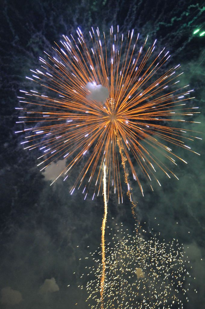 諏訪湖花火大会の歴史