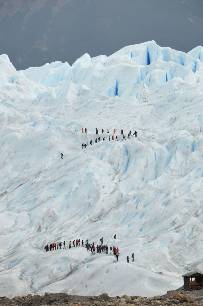 体感!氷河トレッキング