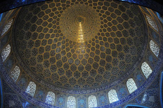 シャイフ・ロトフォラー・モスク