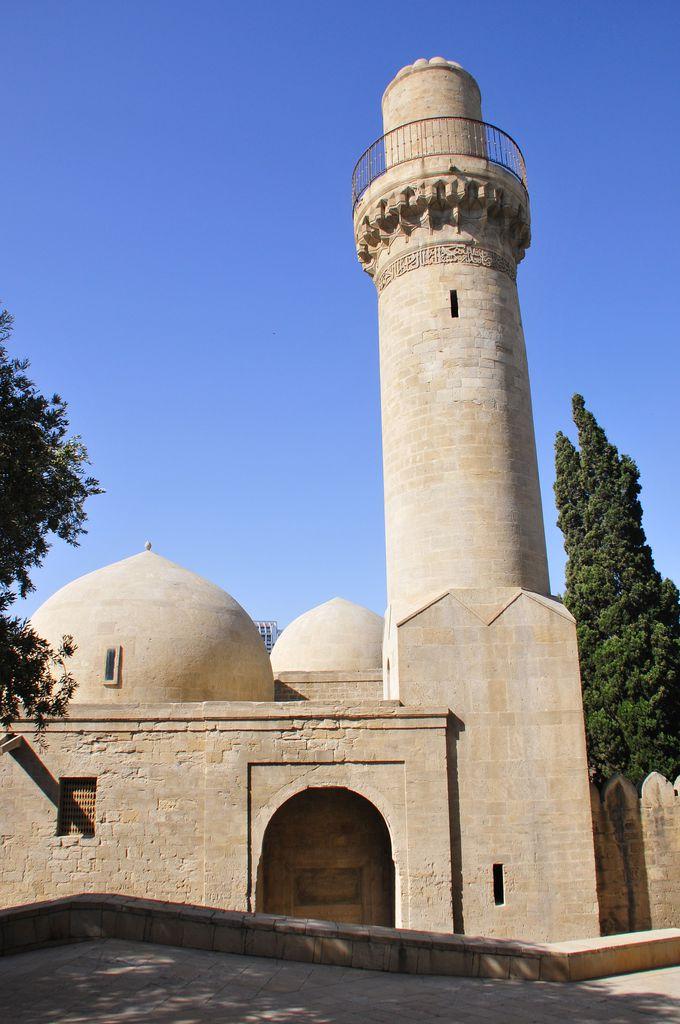 世界遺産 シルヴァン・シャフ・ハーン宮殿