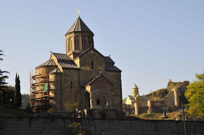 トビリシの教会