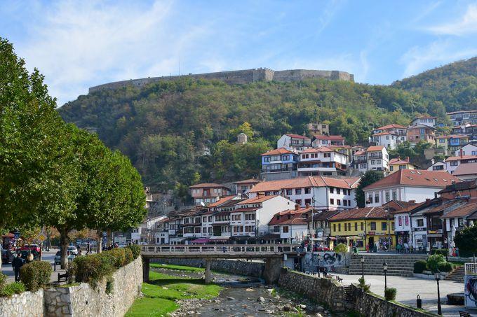 コソボで最も美しい町プリズレン