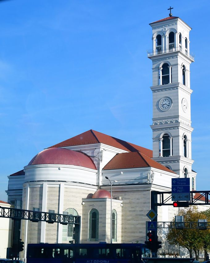 首都プリシュティナ