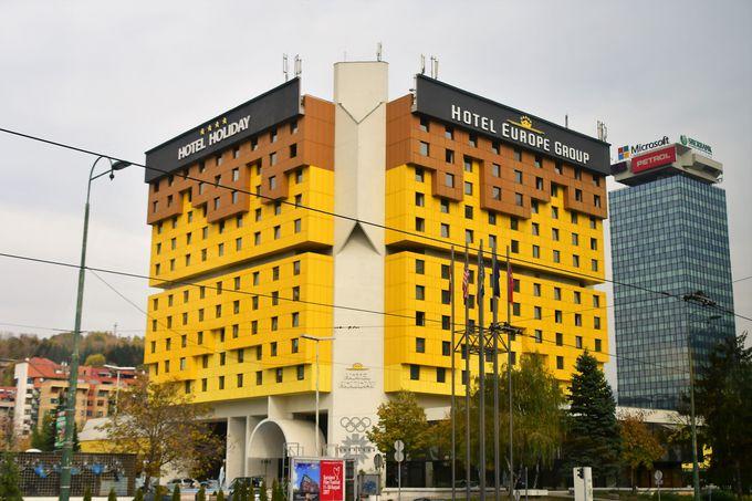 ボスニア・ヘルツェゴビナ紛争の傷跡