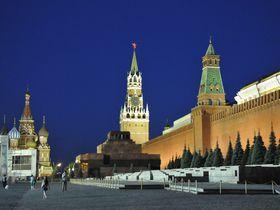 夜景もおすすめ!モスクワ観光の目玉「赤の広場」を囲む荘厳な建物