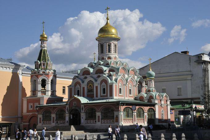 4.カザンの聖母聖堂