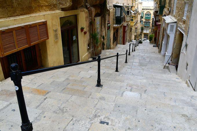 1.首都ヴァレッタ(マルタ島)
