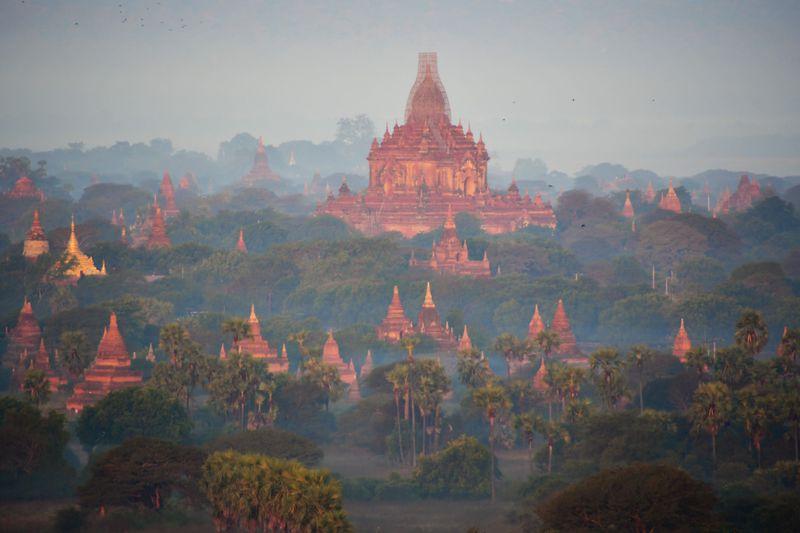 ミャンマーの古都バガンを1日で巡る!おすすめ王道観光モデルコース