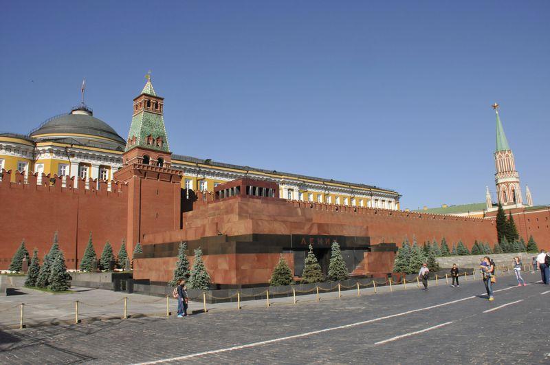 赤の広場・クレムリン周辺を巡る!モスクワ王道観光1日モデルコース
