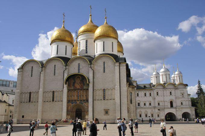 7.ウスペンスキー大聖堂