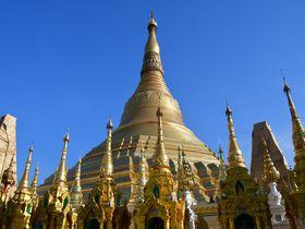 ミャンマー最大の都市ヤンゴンを1日で巡る!王道観光モデルコース