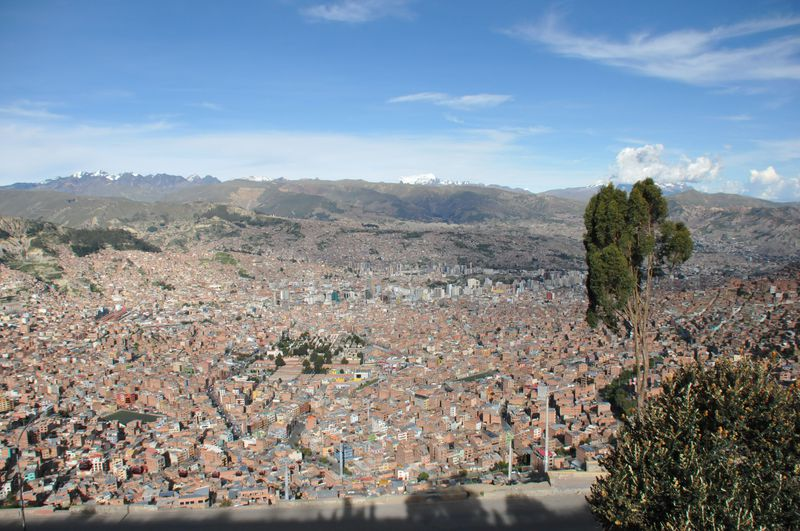 ボリビア世界最高所の首都ラパス王道観光1日モデルコース