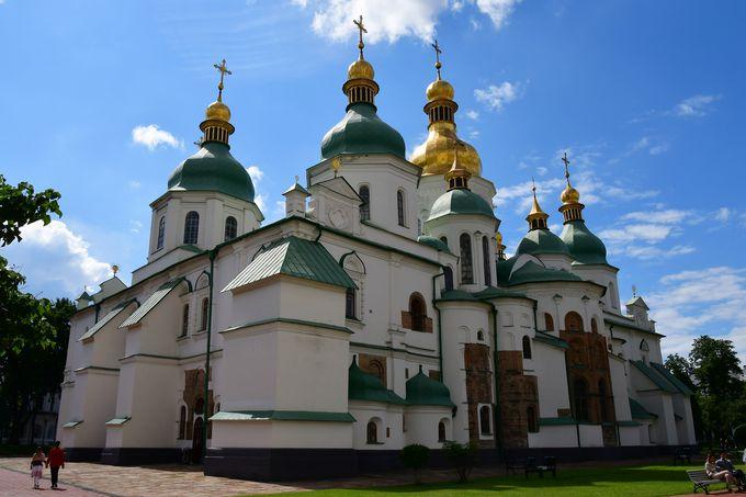 世界遺産ソフィア大聖堂