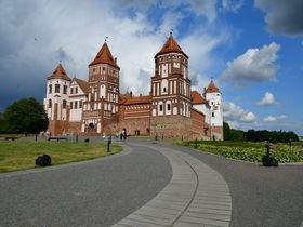 ベラルーシの世界遺産「ミール城」を訪ねる