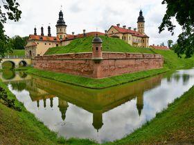 ベラルーシの世界遺産「ネスヴィジ城」ってこんな所
