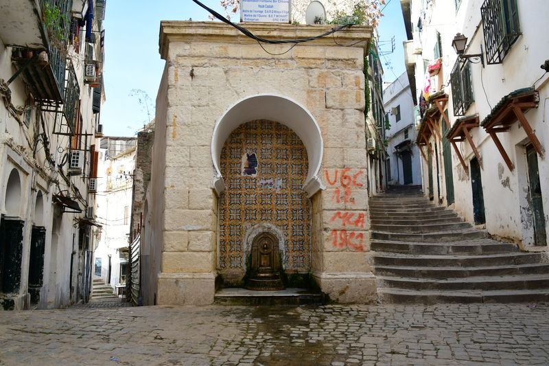 地の果てアルジェリアの首都「アルジェ」はこんなところ
