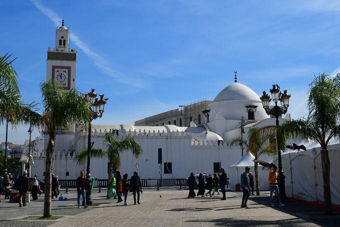 アルジェのモスク