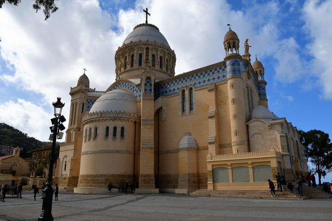ノートルダム・ド・アフリーク大聖堂