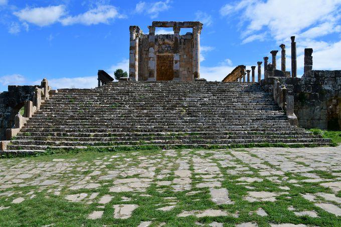 セプティミウス・セウェルス帝神殿