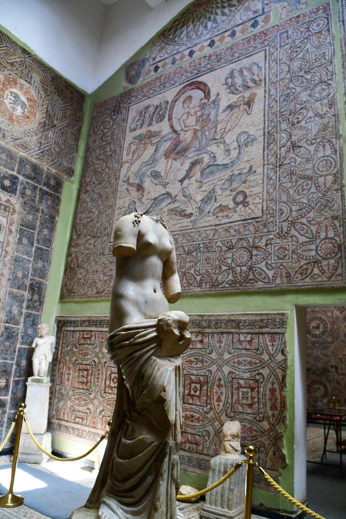 ジェミラ博物館