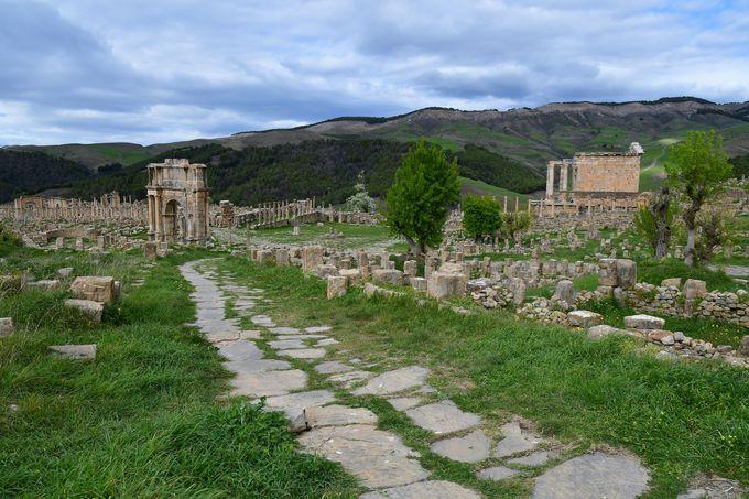 カラカラ帝の凱旋門