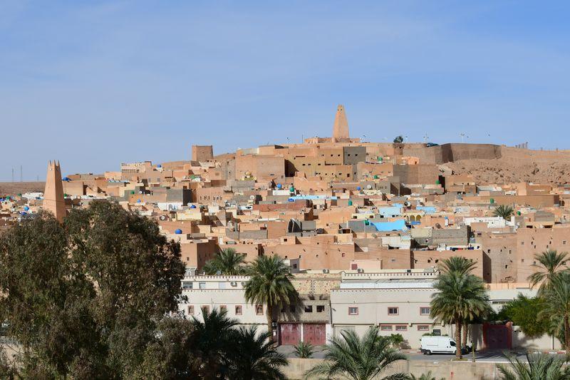 アルジェリアの世界遺産「ムザブの谷」イスラムの伝統を守る町