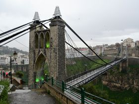 橋の町と称えられるアルジェリアの古都「コンスタンティーヌ」