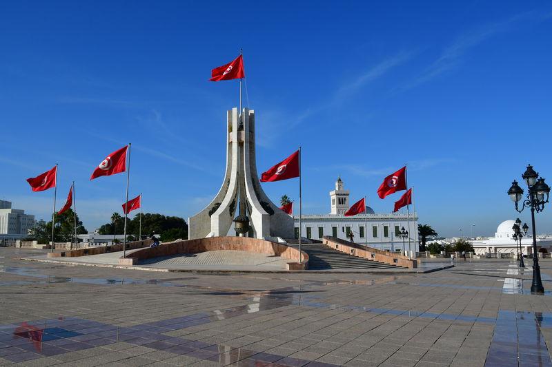 チュニジアの首都「チュニス」魅力溢れる歴史ある古都
