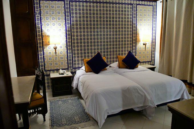 カイルアンのお薦めホテル「ラ・カスバ」