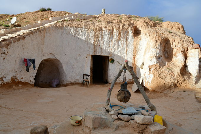洞窟住居とは