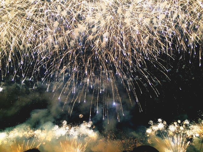 全国屈指の夏の大花火大会!「全国花火競技大会」