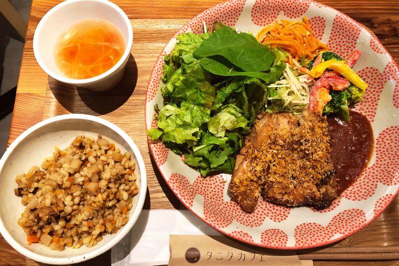 タニタの新業態!美味しく楽しくヘルシーに!東京・有楽町に「タニタカフェ」オープン!