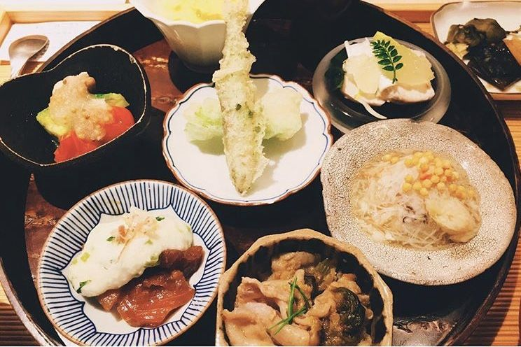 『AKOMEYA TOKYO』
