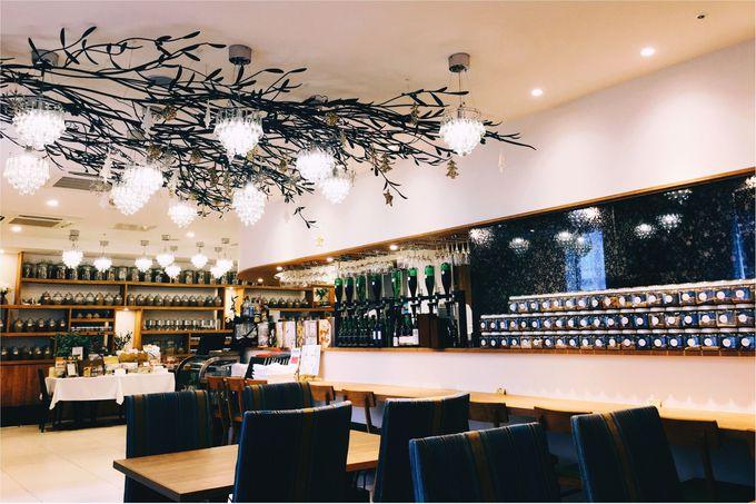 『銀座カフェビストロ 森のテーブル』