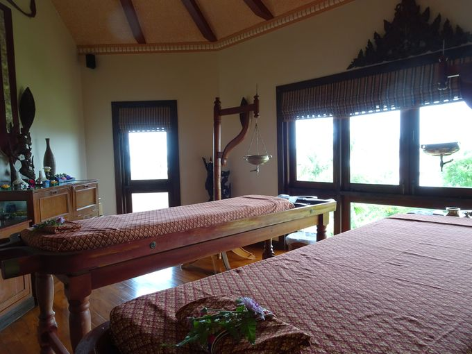 3日目午後:マンゴスチン リゾート&アーユルヴェーダ スパ