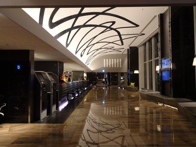 「清潔」「快適」「スタイリッシュ」が揃う空港ホテル