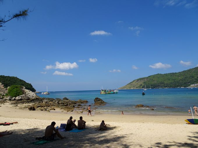 12:30〜 体に優しいランチにのんびりビーチタイム