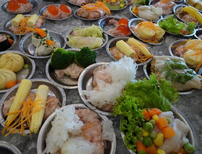 「Cai xian feng」でローカルメニューを食べつくそう!