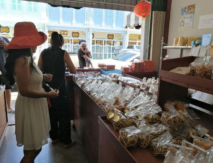 プーケット・オールドタウンのお菓子の名店