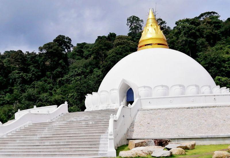 プーケット観光の穴場!?「ワット・シンスパーラーム」でタイ寺院の趣を味わう