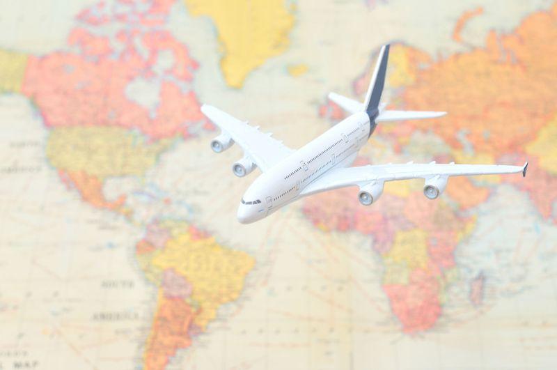 最安値は13万2000円から?航空券を使った世界一周モデルコース
